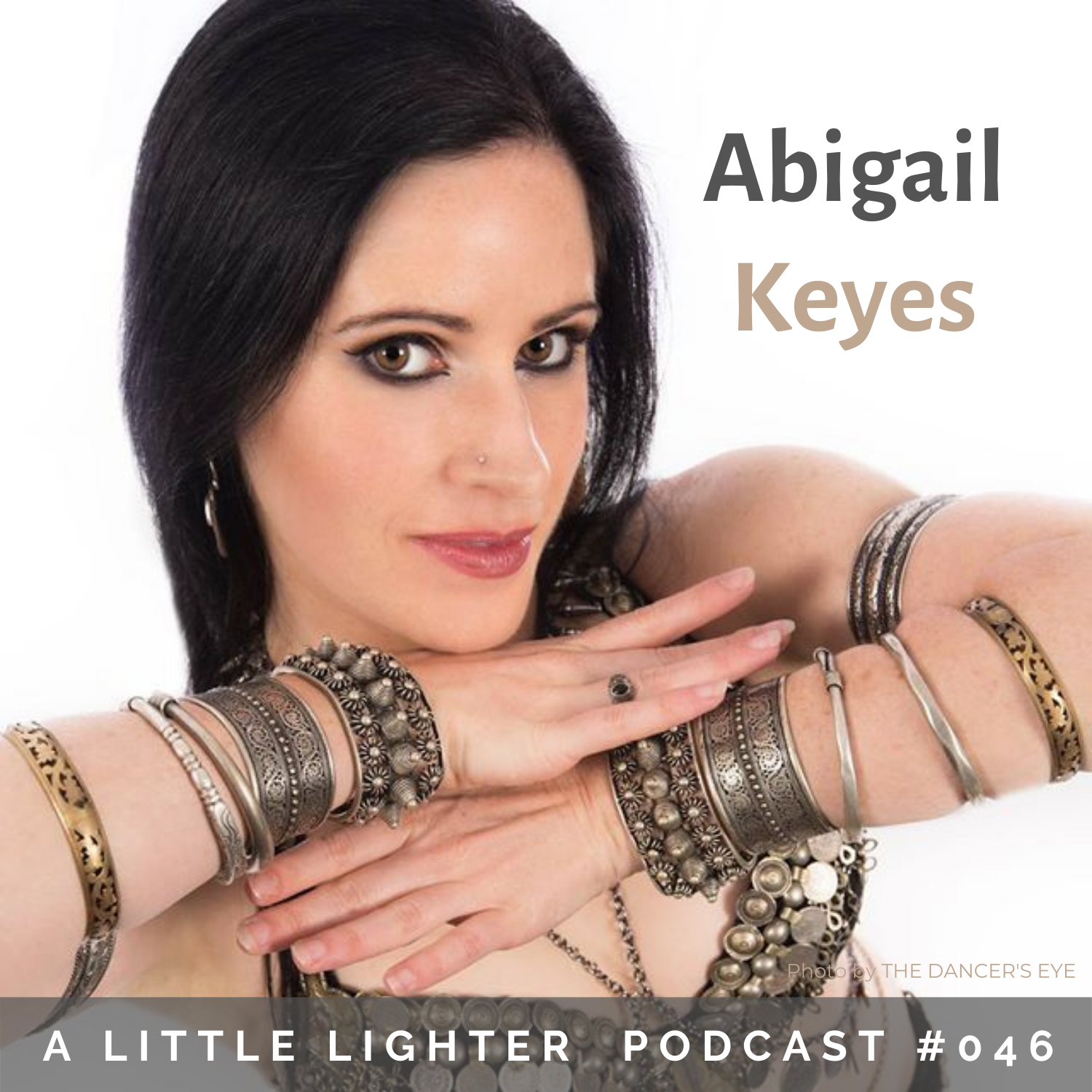 Belly Dance Podcast abigail keyes