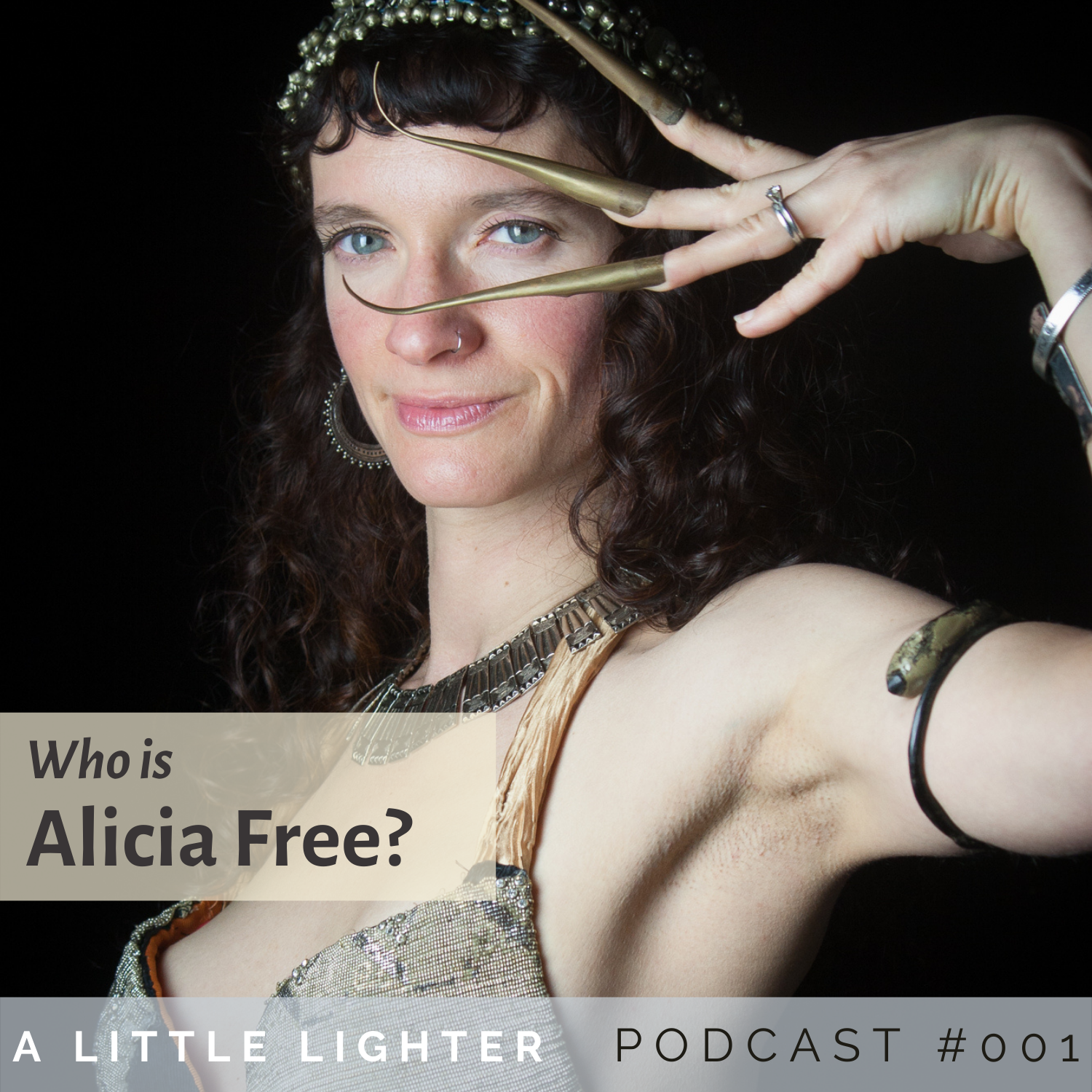 Belly Dance Podcast who is alicia free