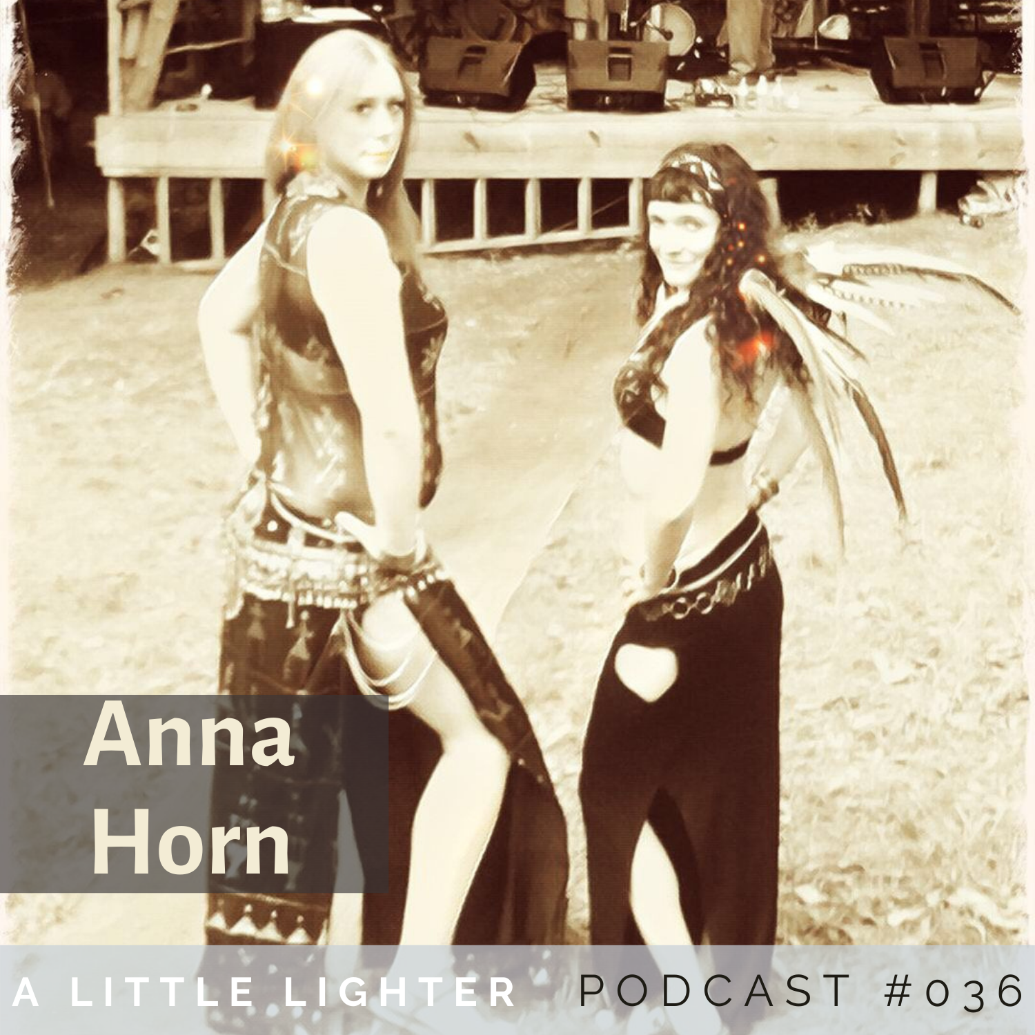 Belly Dance Podcast anna horn