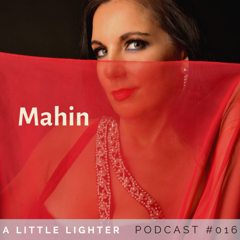 Belly Dance Podcast belly queen mahin
