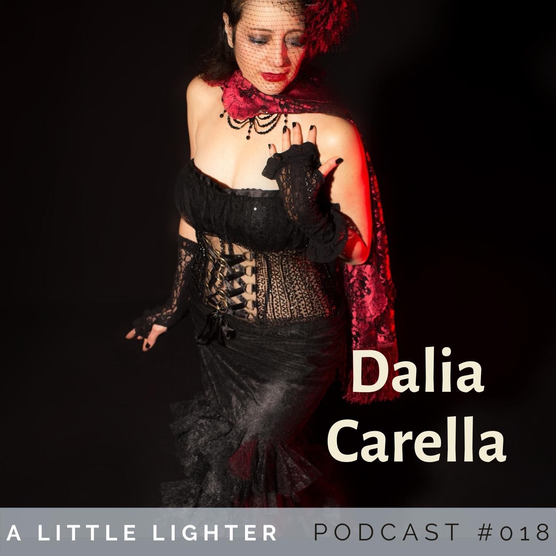 Belly Dance Podcast dalia carella