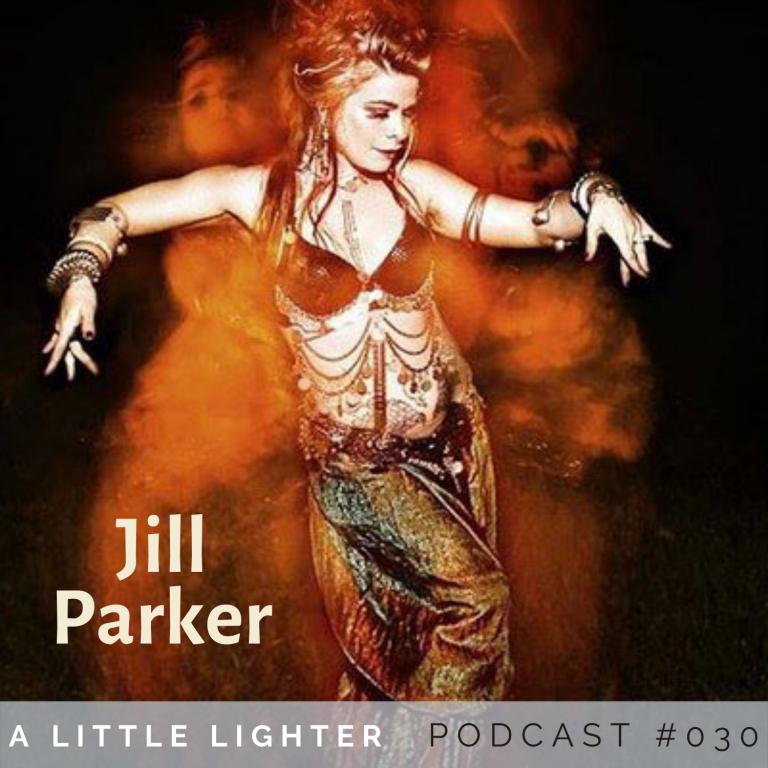 Belly Dance Podcast jill parker