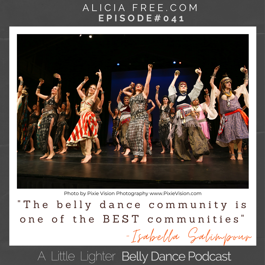Belly Dance Podcast 041 Quote Belly Dance Community