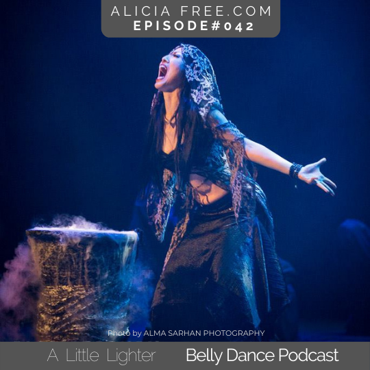 Belly Dance Podcast 042 Quote