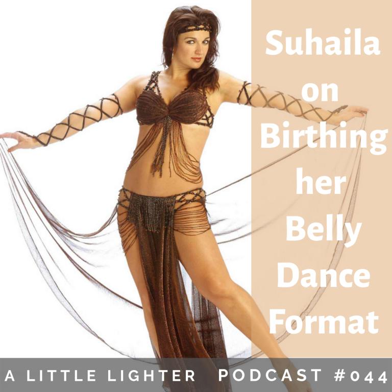 Belly Dance Podcast suhaila salimpour part 2