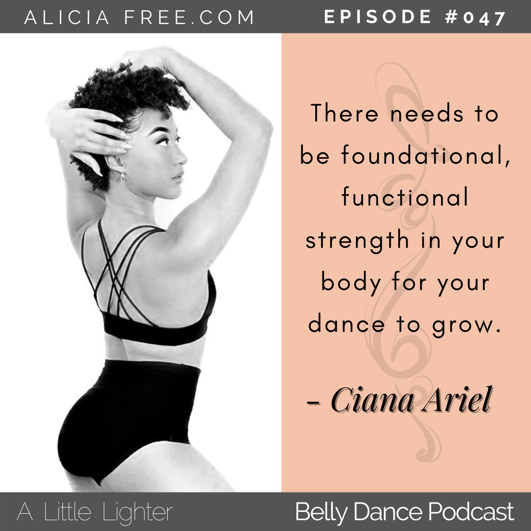 Belly Dance Podcast 047 Quote